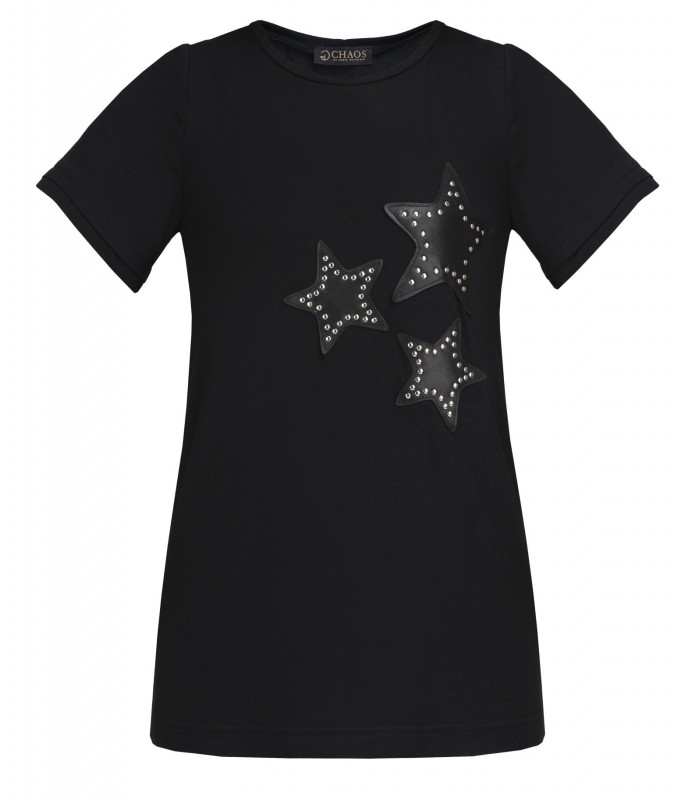 CHAOS BY MARTA BOLIGLOVA T-SHIRT ROCK STAR