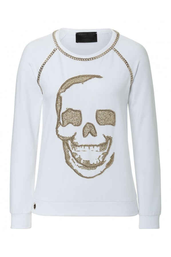"PHILIPP PLEIN BLUZA ""CHAINS"""