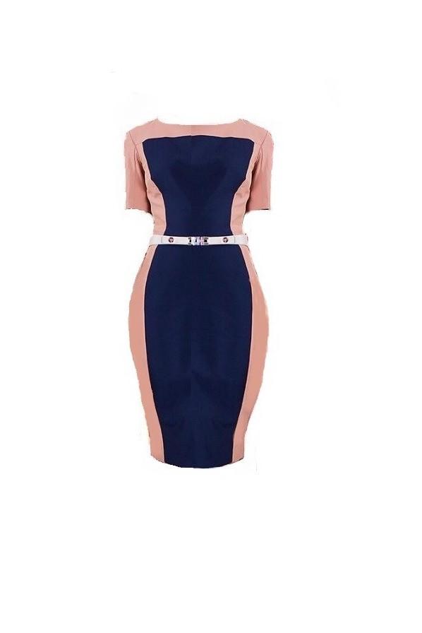 Sukienka ELISABETTA FRANCHI AB76A3046