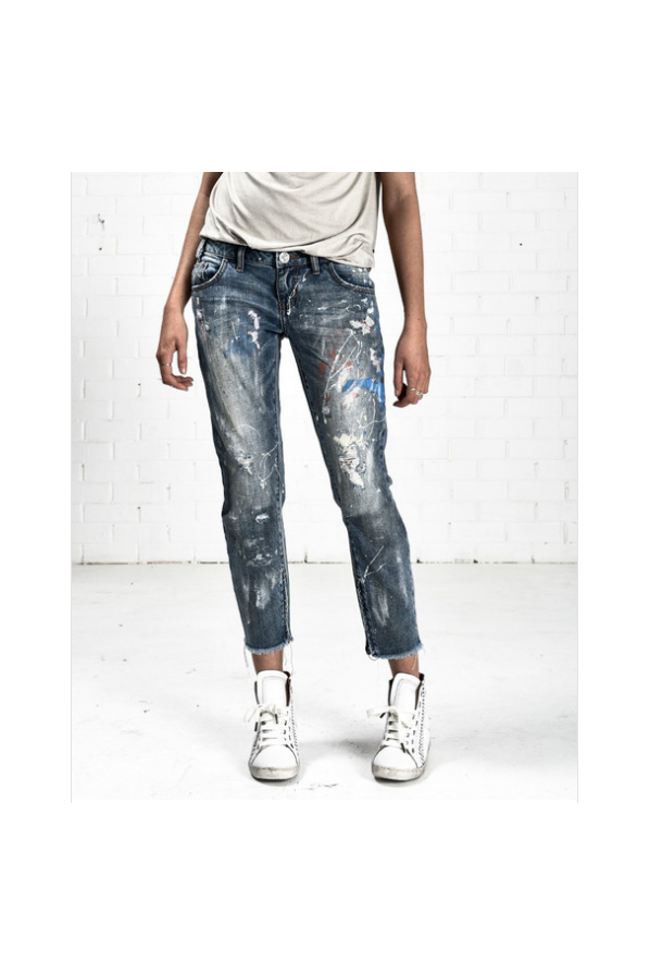 ONE TEASPOON JEANS ARTISTE ROYALE FREEBIRDS