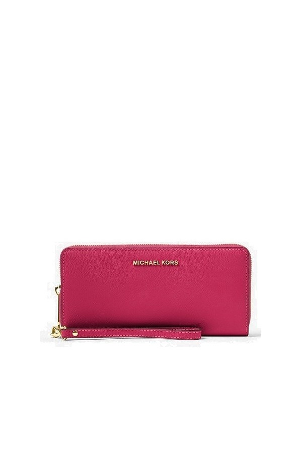 "MICHAEL KORS PORTFEL ""JET SET TRAVEL"" CONTINENTAL"
