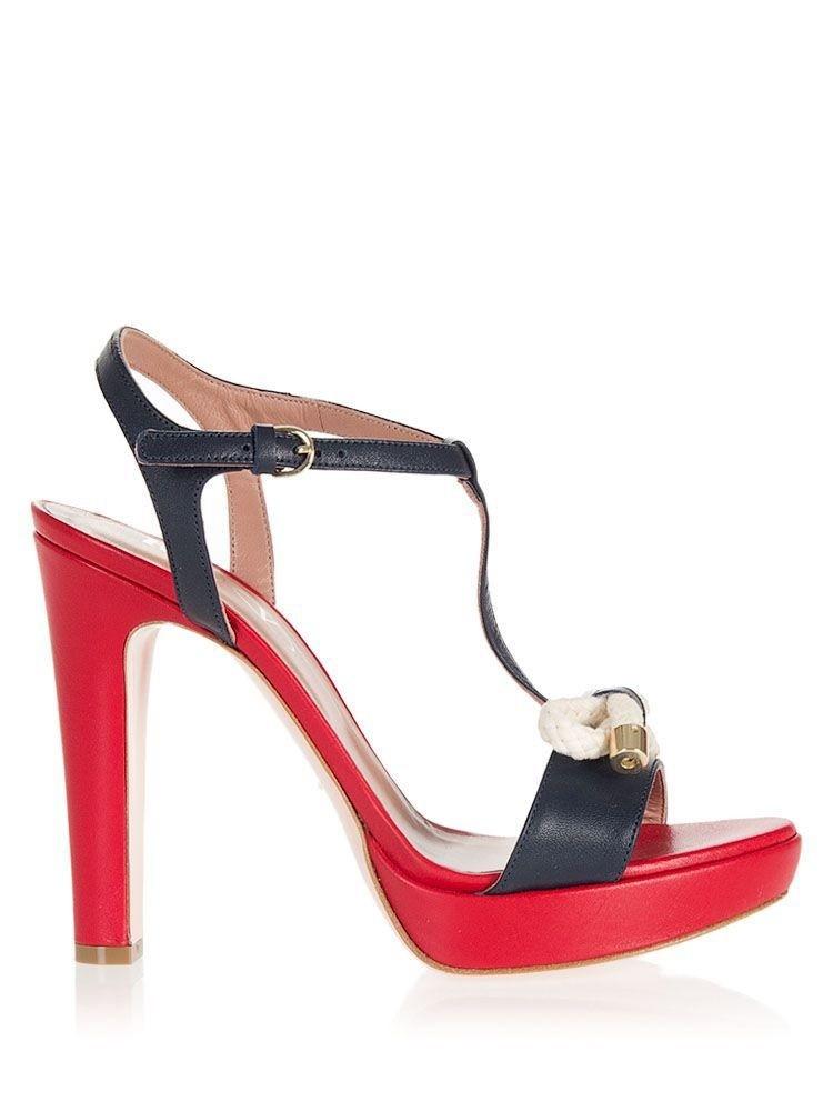 Red valentino sandały eqs00230