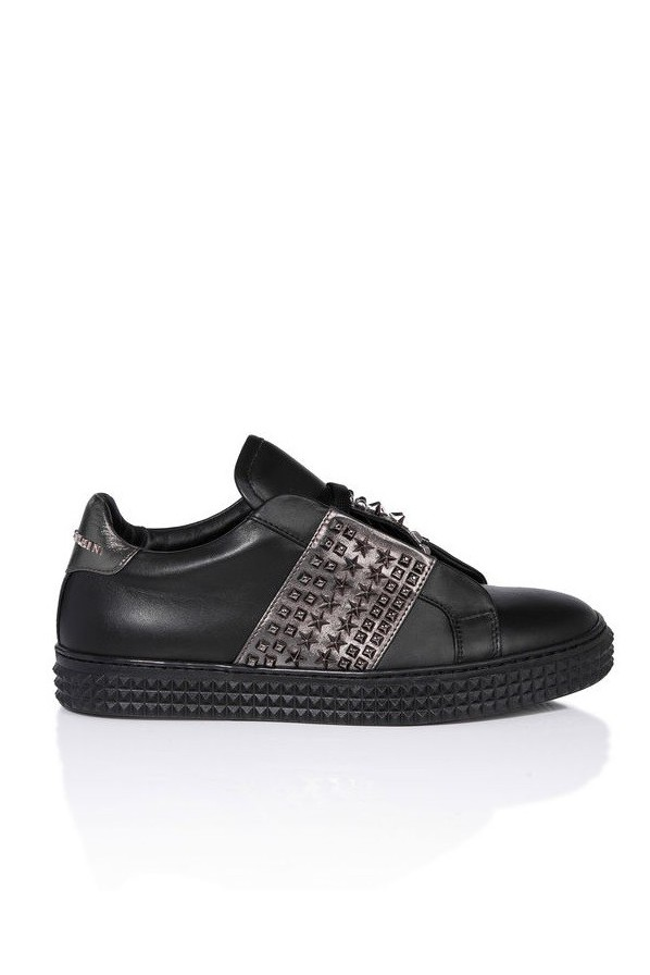 "PHILIPP PLEIN SNEAKERSY ""TIME"""