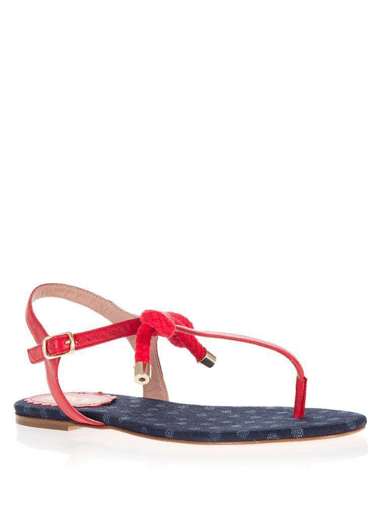 Red valentino sandały eqs00231