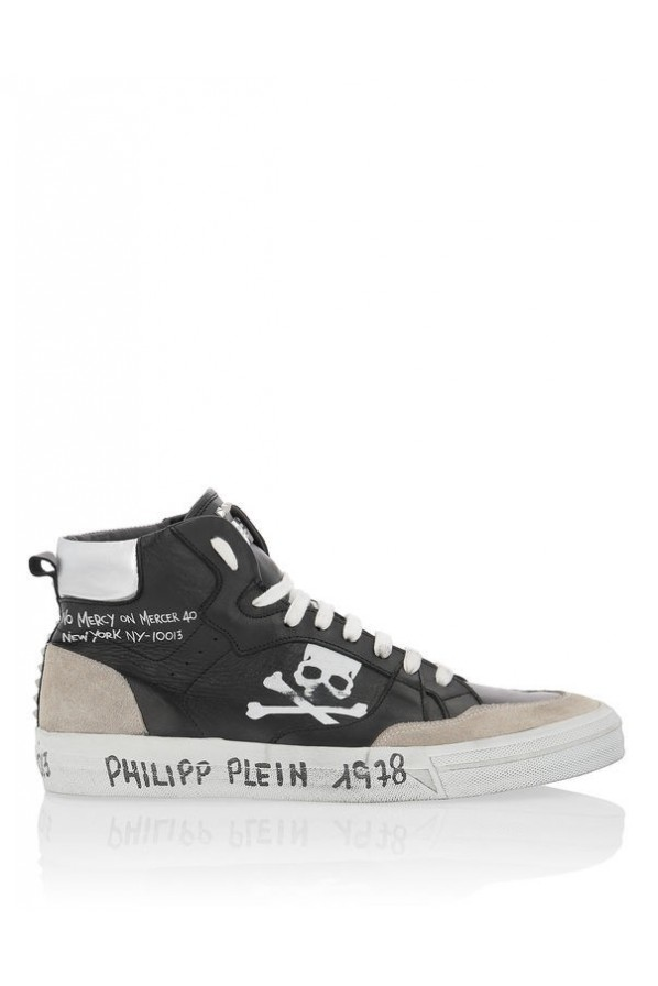 PHILIPP PLEIN MEN SNEAKERSY """"