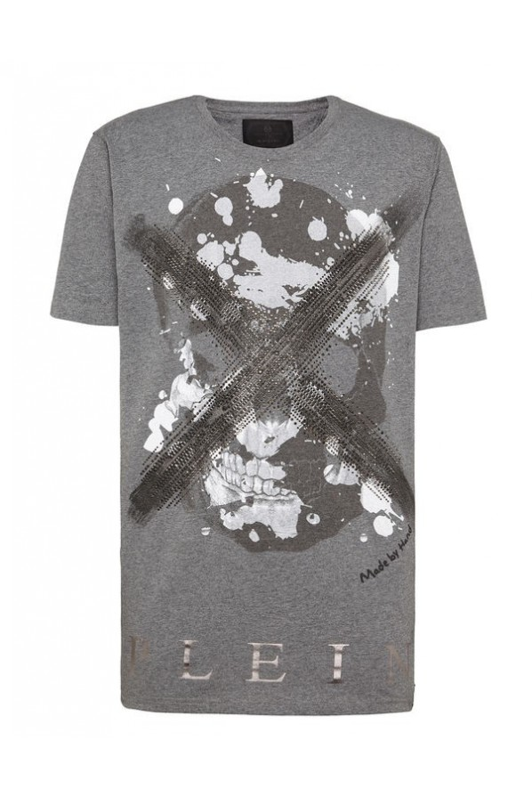 "PHILIPP PLEIN MEN TSHIRT ""DAVLIGHT"""