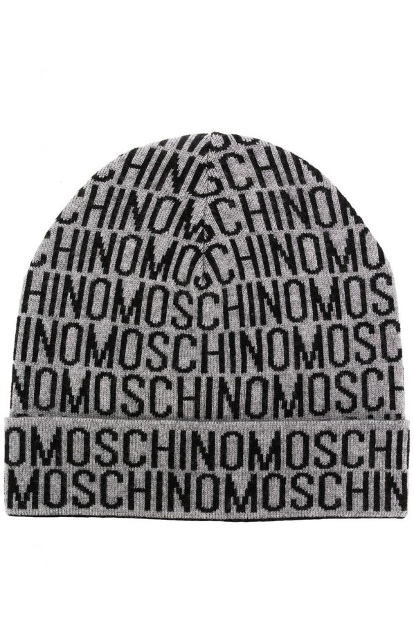 MOSCHINO MEN CZAPKA