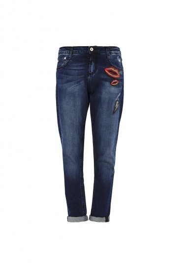 Spodnie jeans atos lombardini 14ai474j