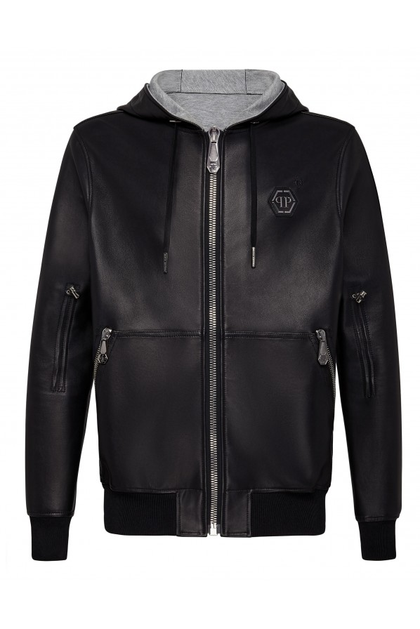 "PHILIPP PLEIN MEN KURTKA ""STATEMENT"""