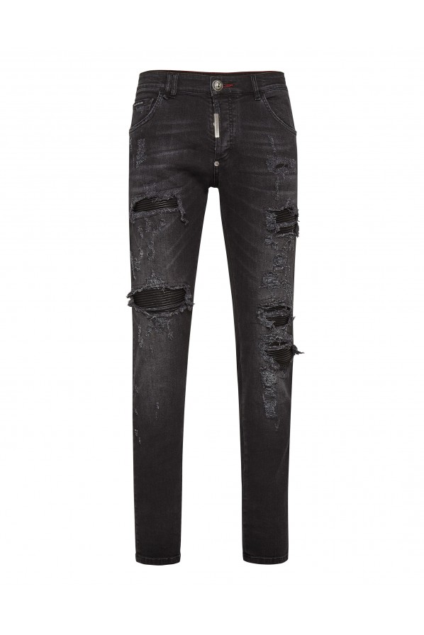 PHILIPP PLEIN MEN JEANSY
