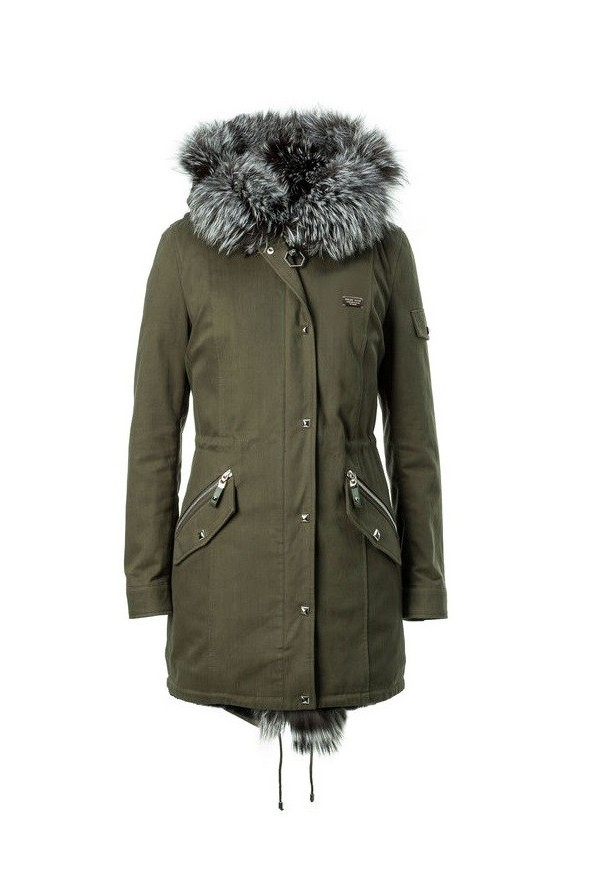 "PHILIPP PLEIN PARKA"" ARTS DISTRICT"""