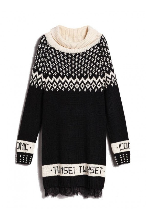 TWIN SET SWETER