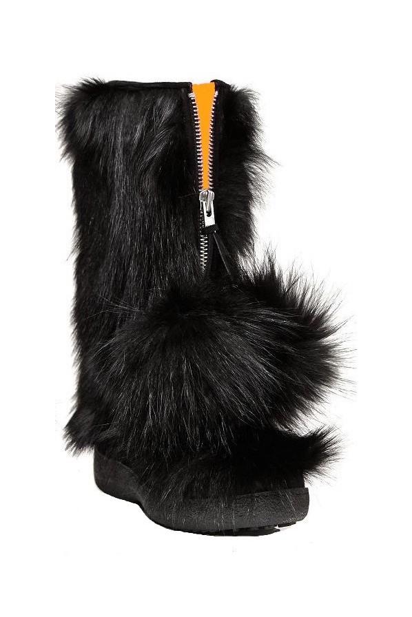 Futro Diavolezza Clooney fox 713