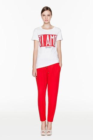 T-shirt twin-set k2s5tc