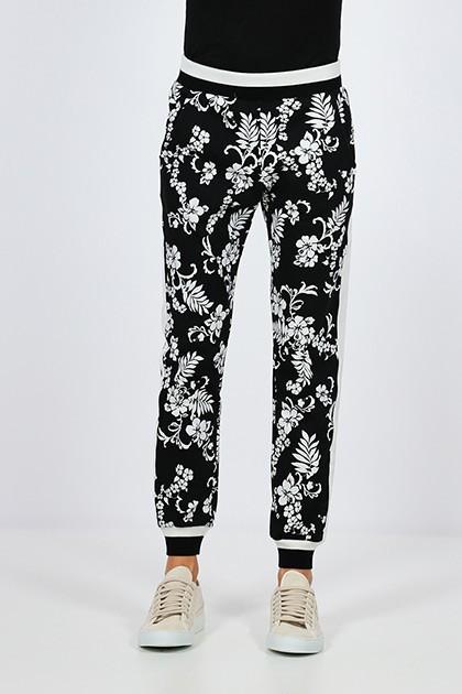 Spodnie dresowe twin-set k2s5p3