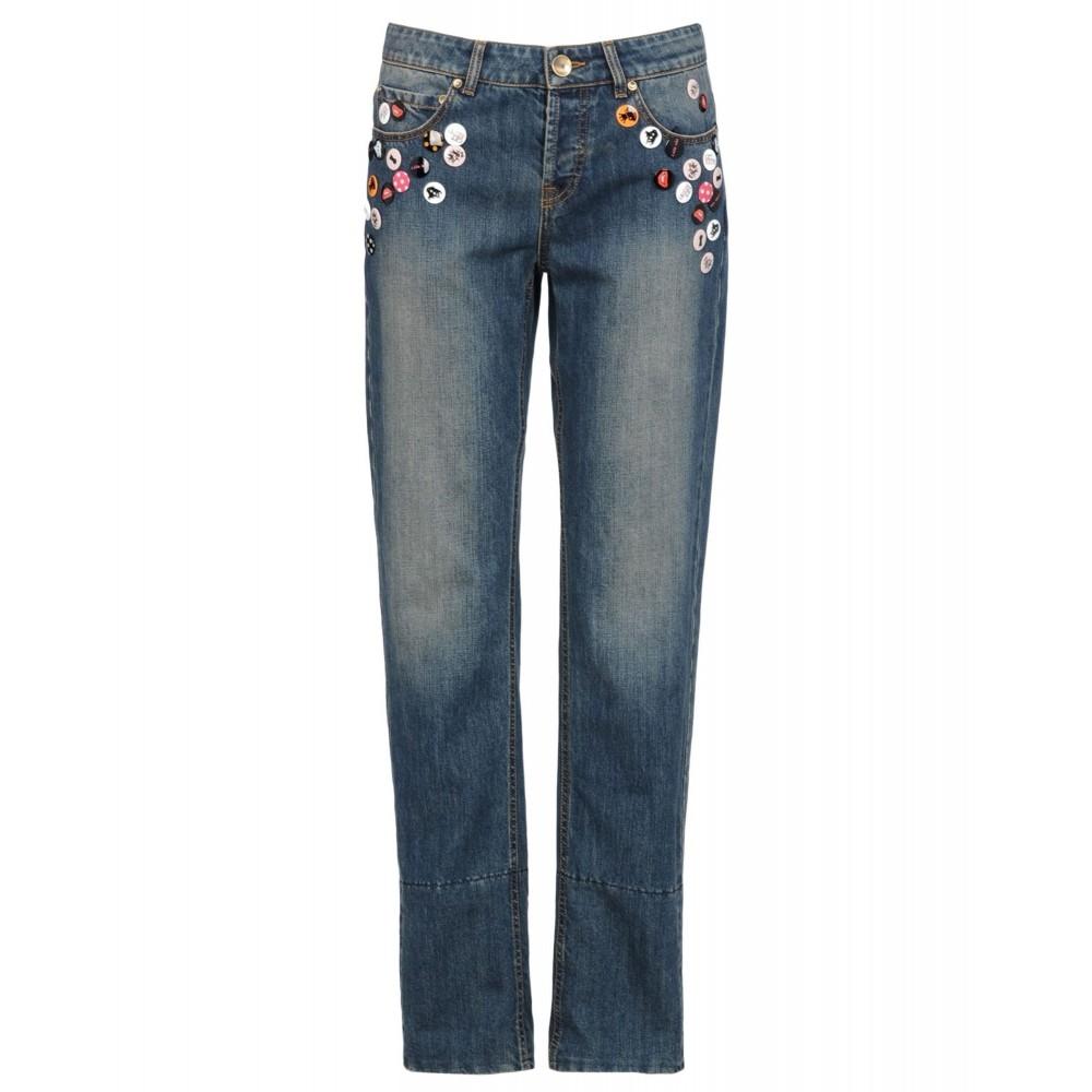 RED VALENTINO jeans IR3DE00A1KH