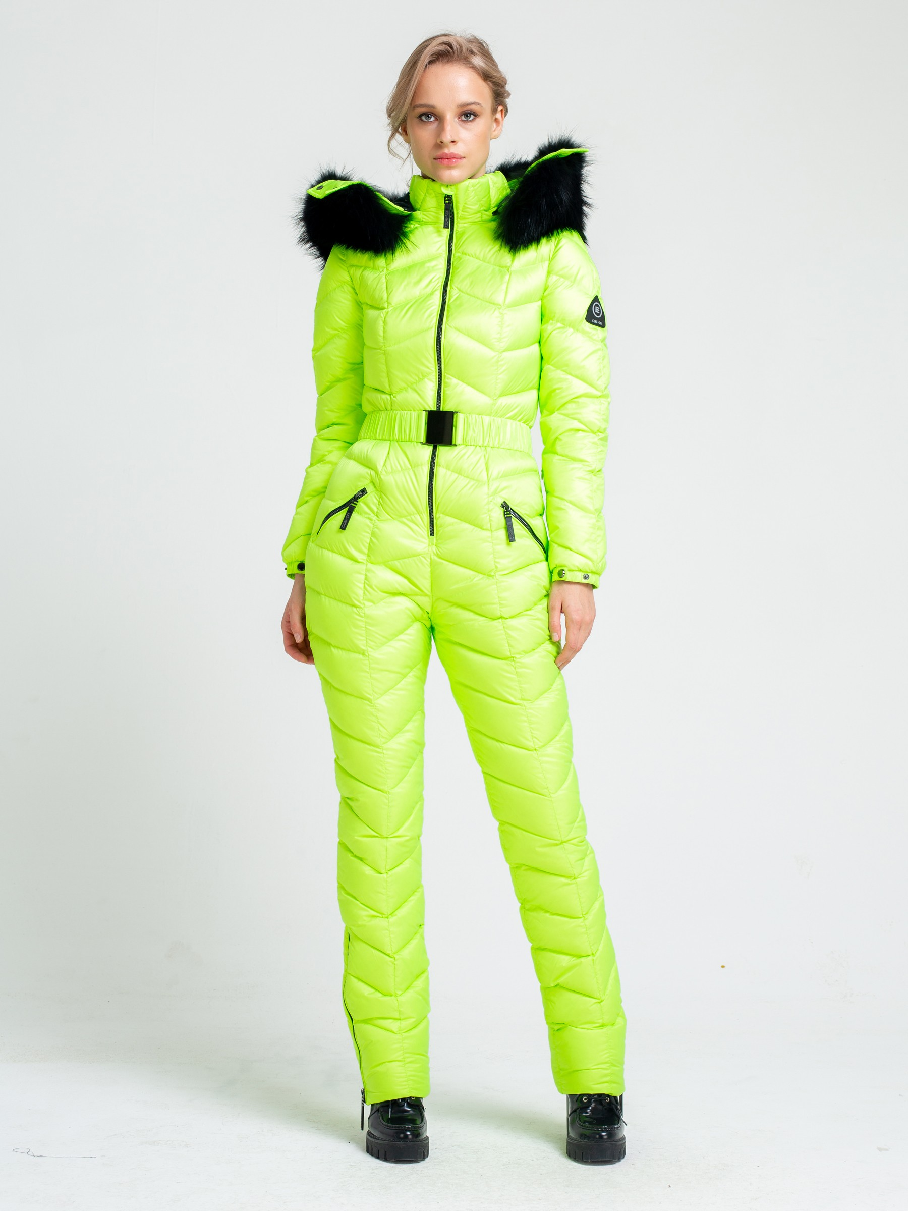 Odri Kombinezon Narciarski Lumi Lime Catwalk Spółka Z O O