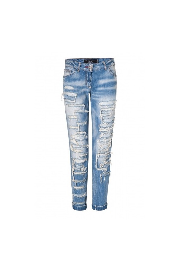 "PHILIPP PLEIN JEANS ""THE IDEAL"" CW604718"