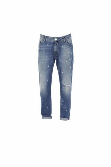 Spodnie jeans atos lombardini p5/p/p04011