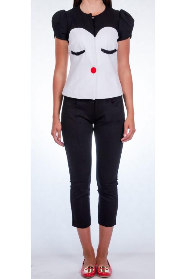Spodnie Moschino / W133100E1562