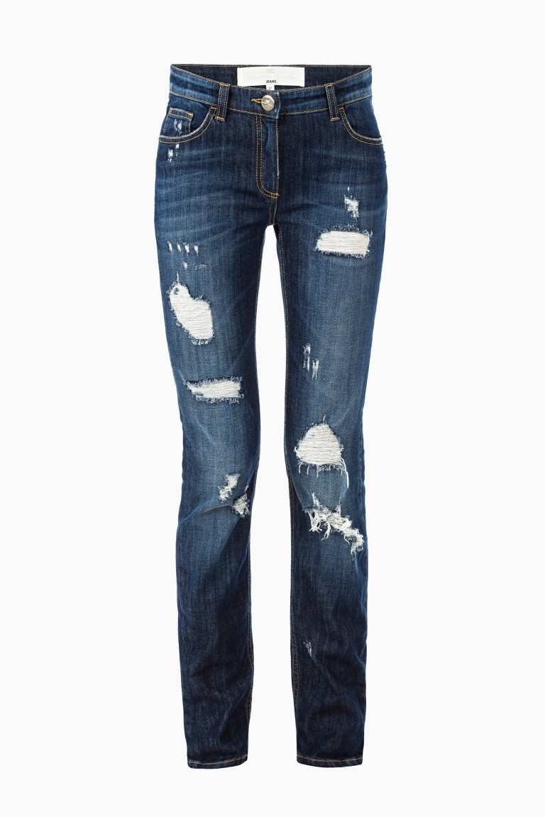 Elisabetta franchi jeansy pj6061189