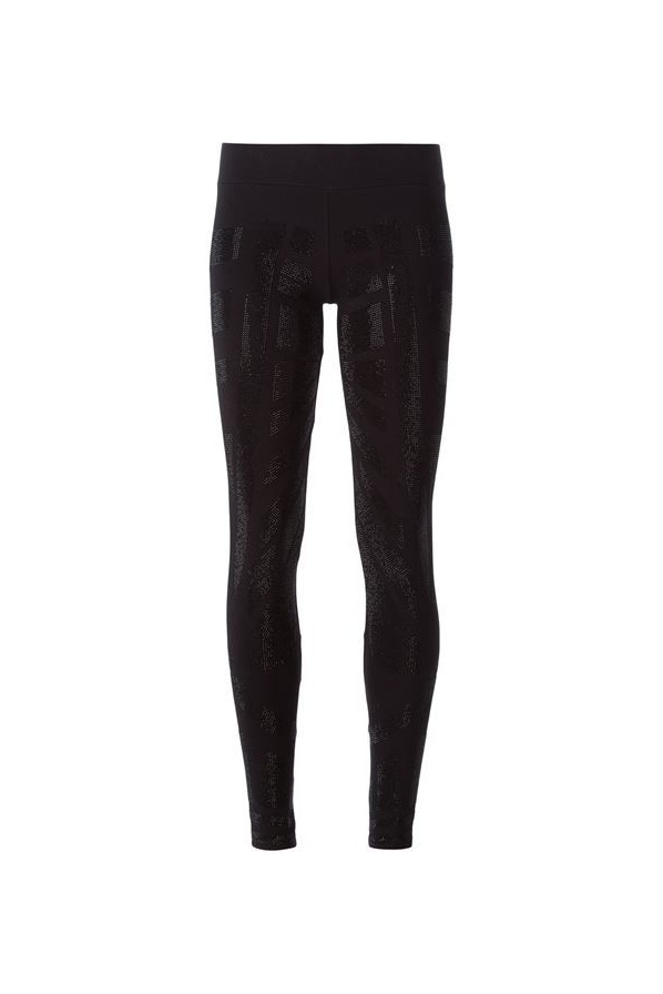 "PHILIPP PLEIN LEGGINSY ""ICONIC"" CW518327"