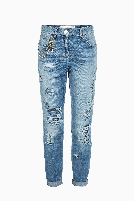 Elisabetta franchi jeansy pj7751693