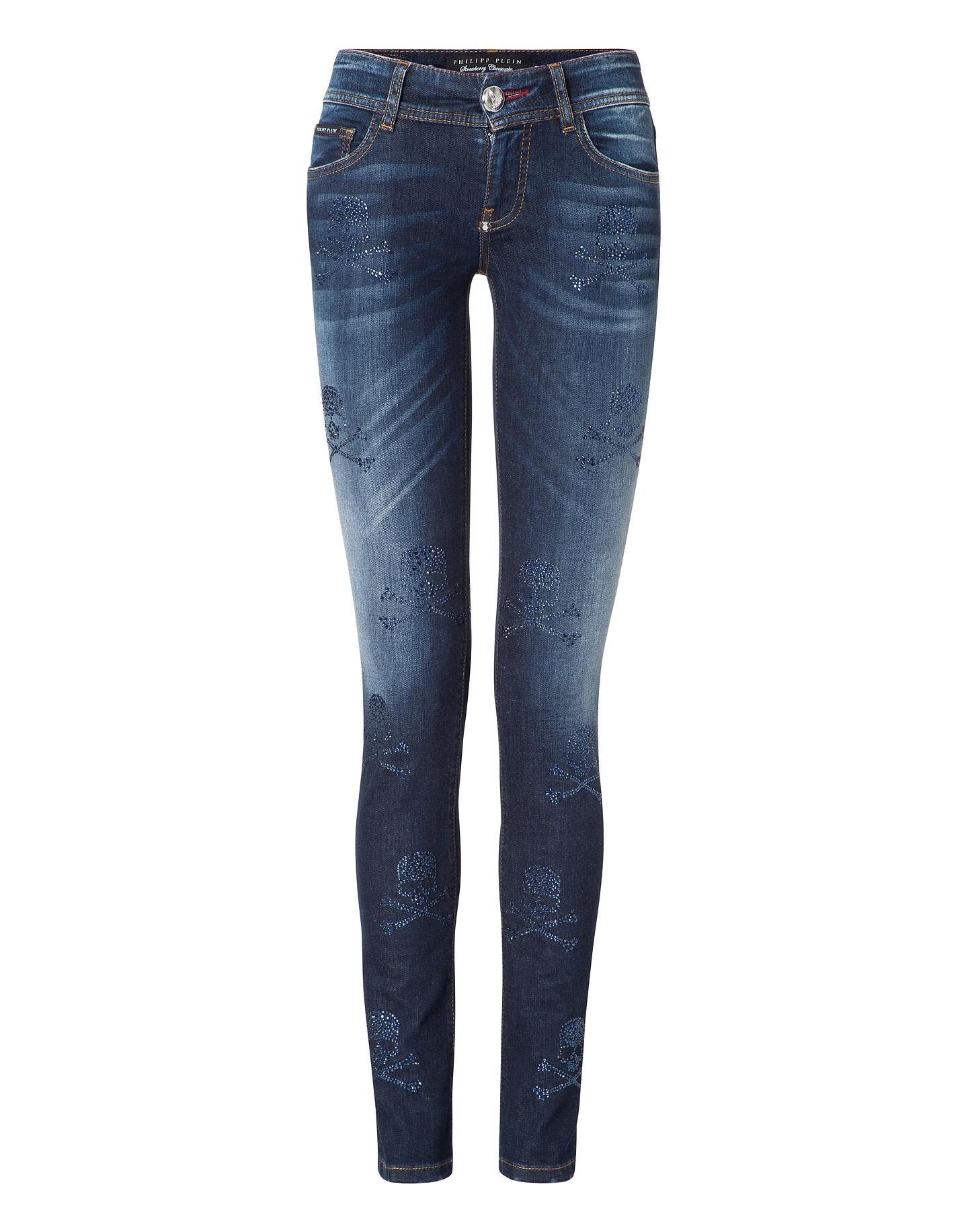 """Philipp plein jeans """"danceflor"""" cw580639"""