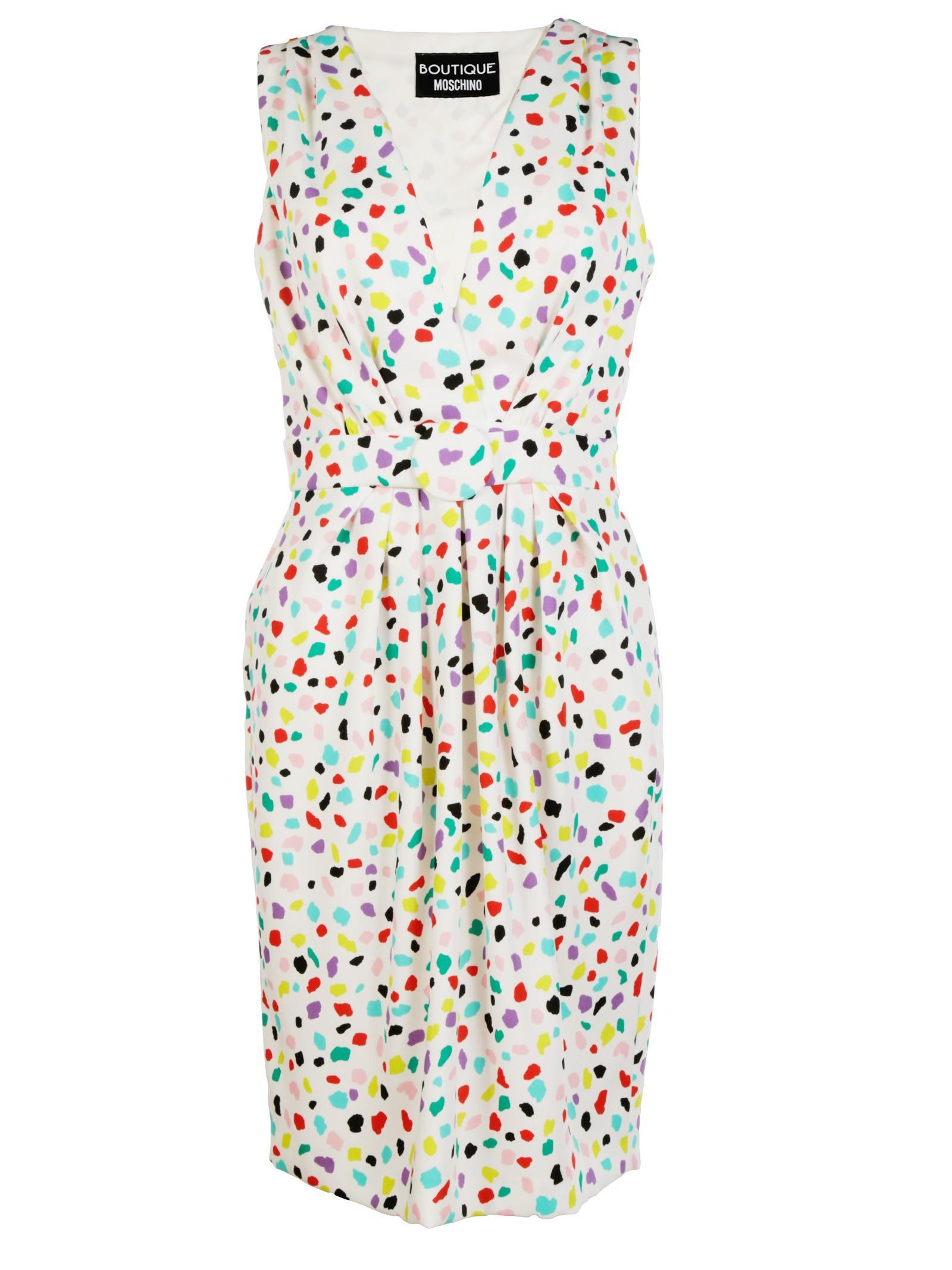 Boutique moschino sukienka ra0418