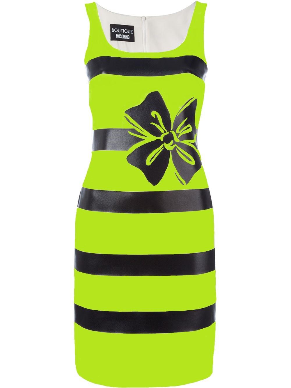 Boutique moschino sukienka ra0410