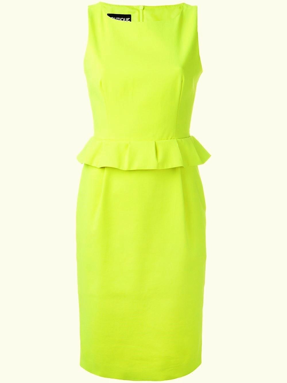 Boutique moschino sukienka ra0464