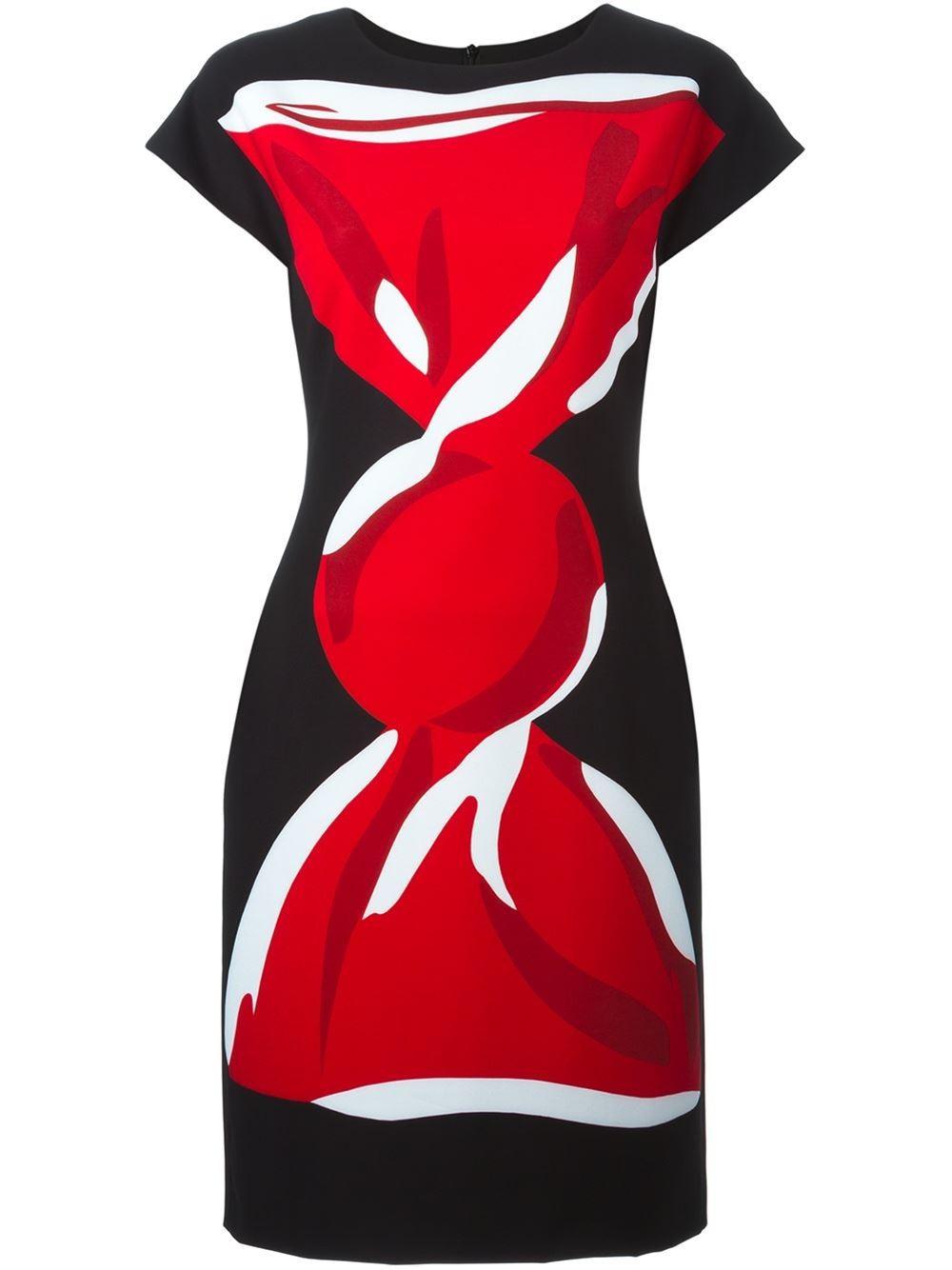 Boutique moschino sukienka ra0405