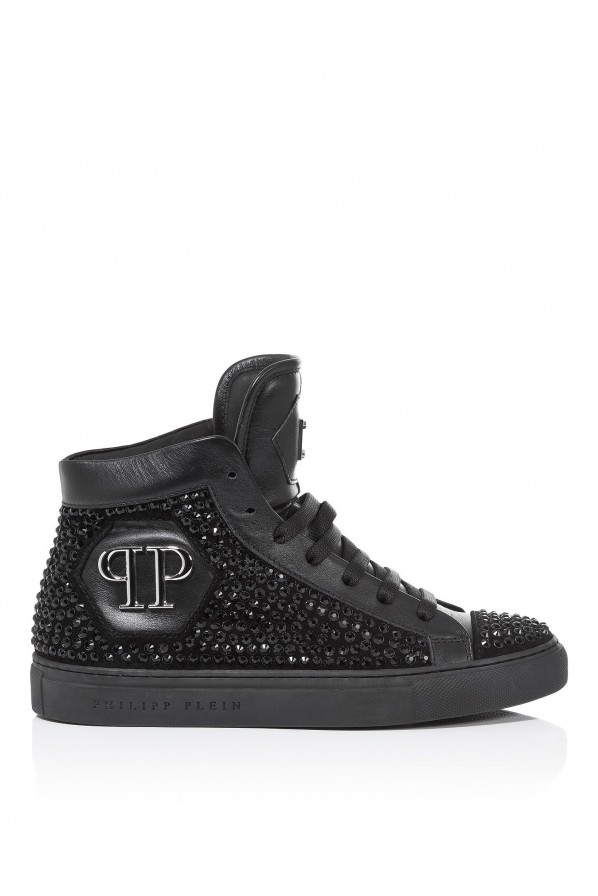 "PHILIPP PLEIN SNEAKERS ""THE BEST"" SW162119"