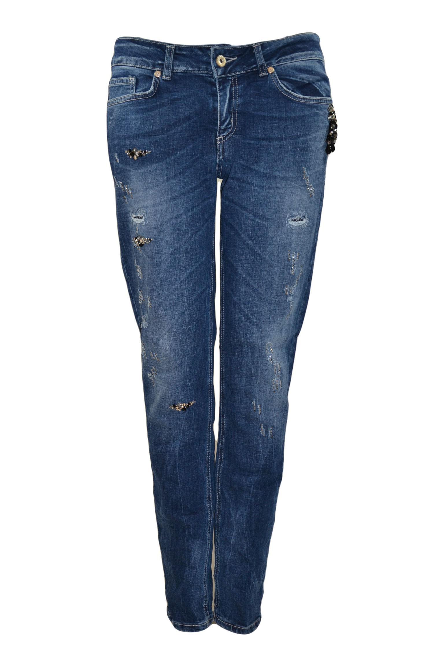 Rossodisera jeans j3096black