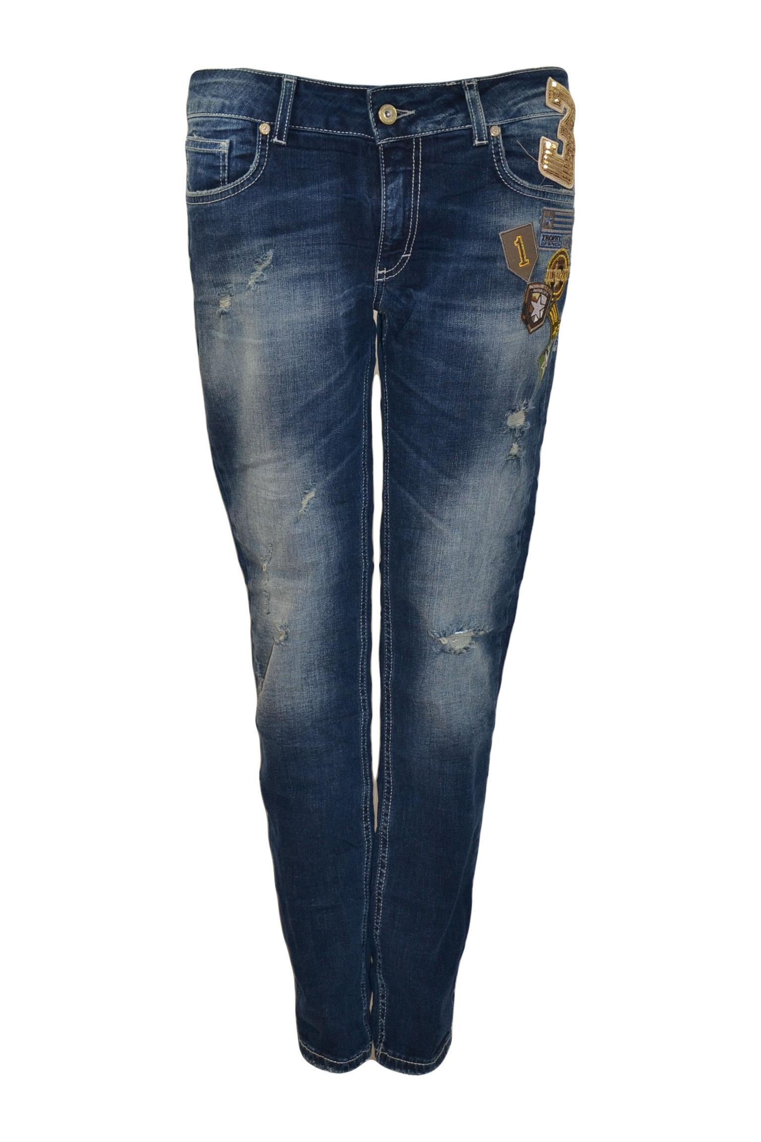 Rossodisera jeans boyfriend j3002three