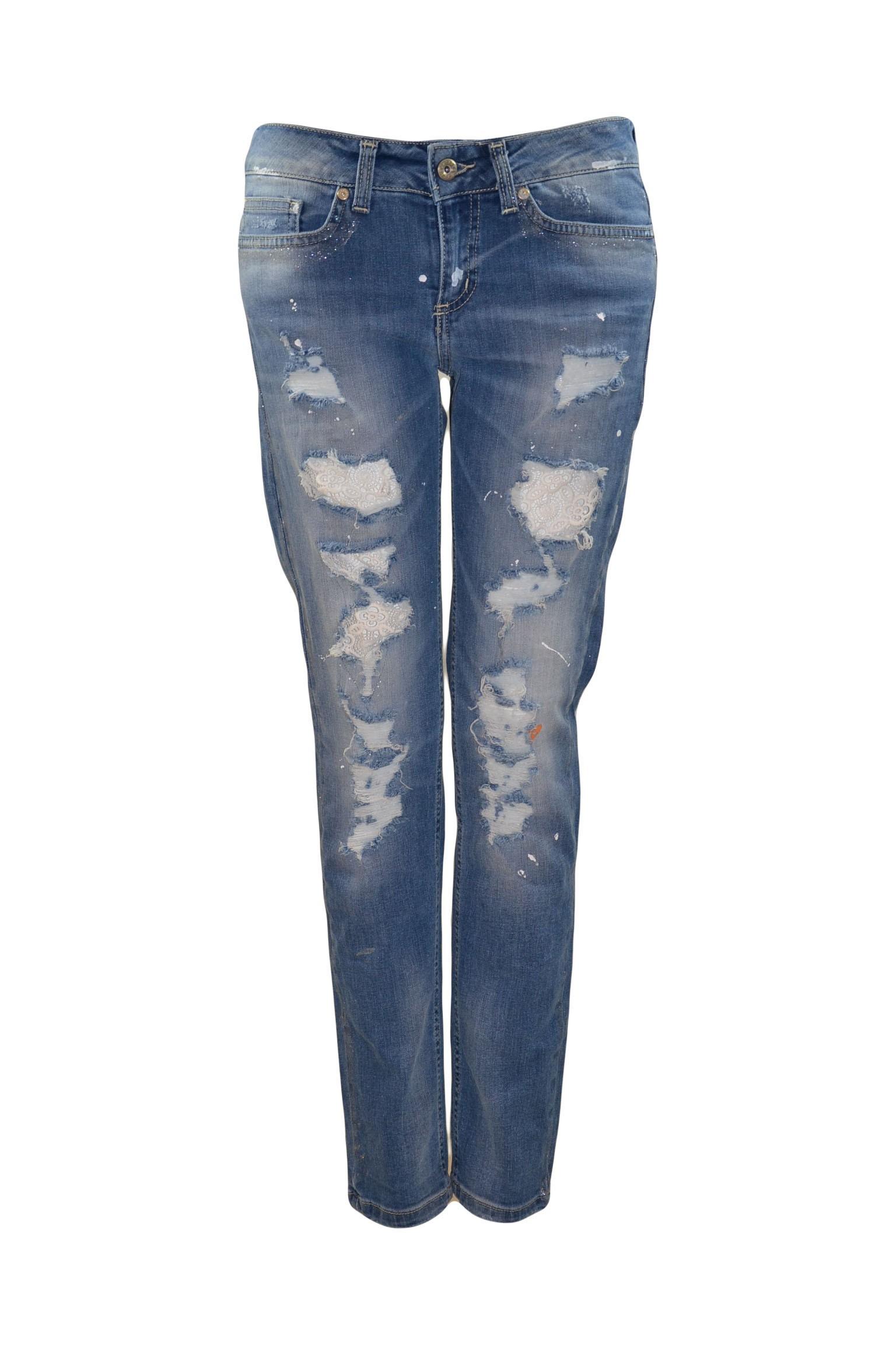 Rossodisera jeans j3096piz