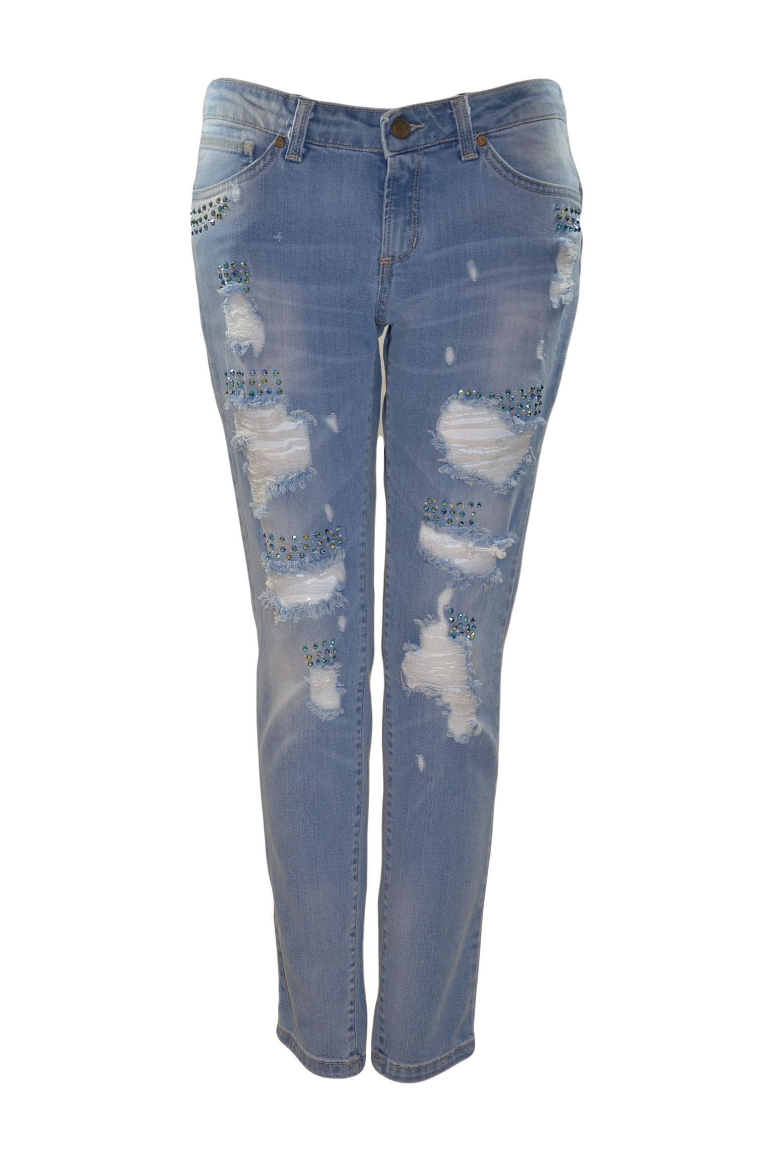 Rossodisera jeans j3088strass