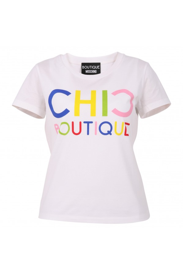 BOUTIQUE MOSCHINO TSHIRT HA1201