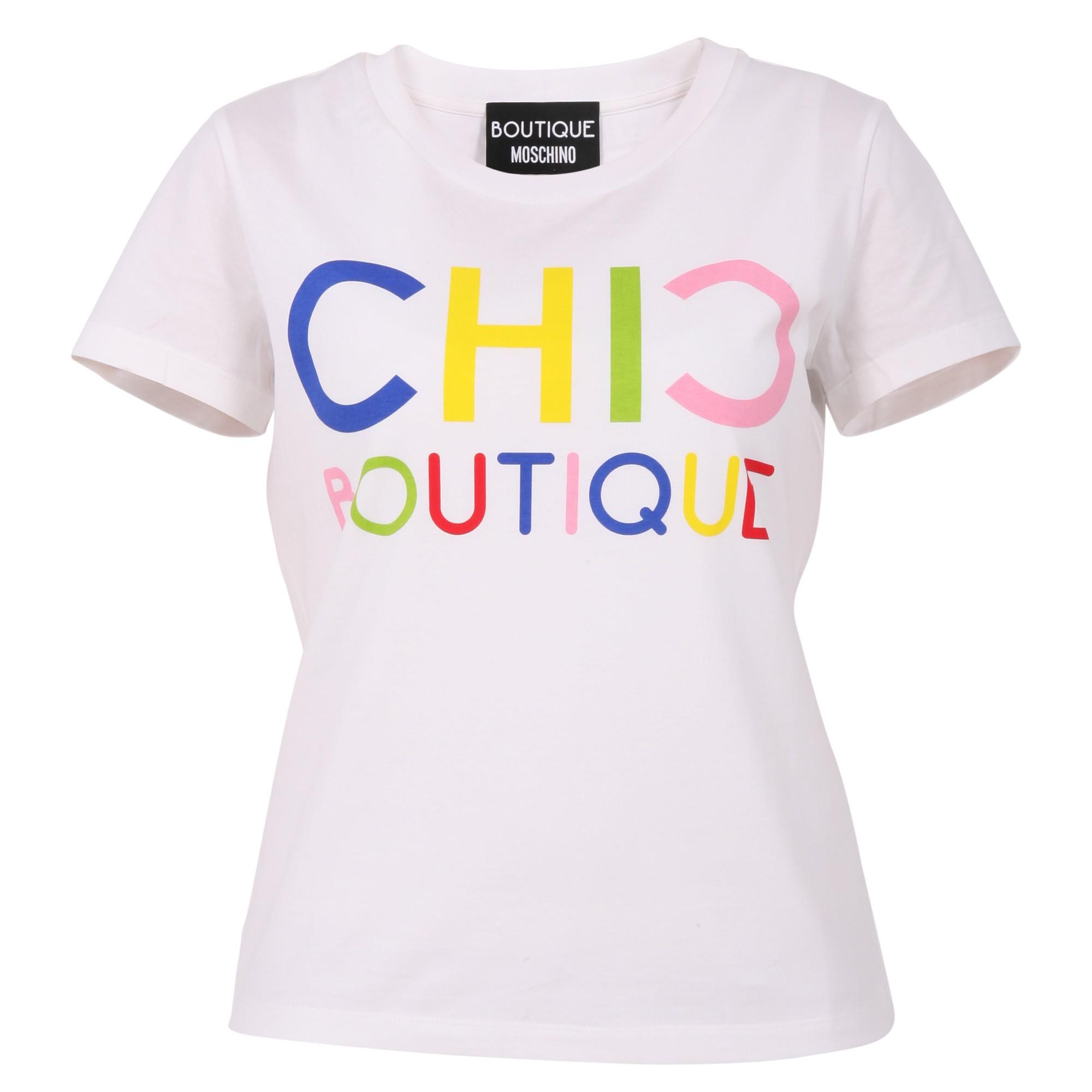 Boutique moschino tshirt ha1201