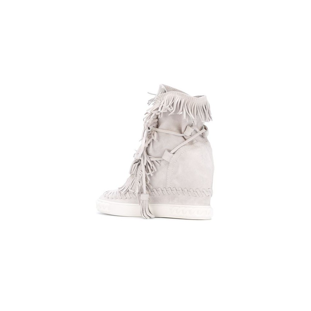 Sneakersy Casadei Z Fredzlami Catwalk