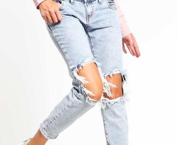 One teaspoon jeans blue malta freebirds