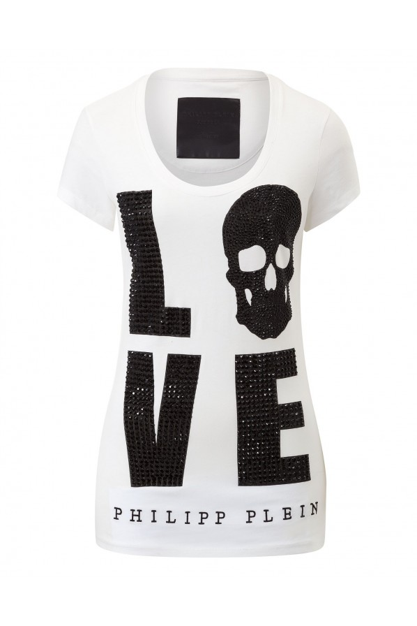 "PHILIPP PLEIN T-SHIRT ""DRINK"""