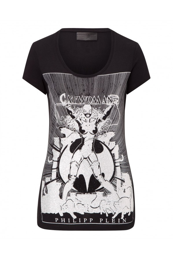 "PHILIPP PLEIN T-SHIRT ""TROPICAL"""