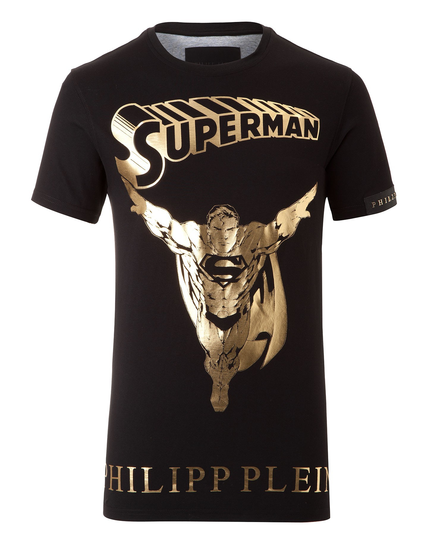 "Philipp plein t-shirt ""golden hero"""