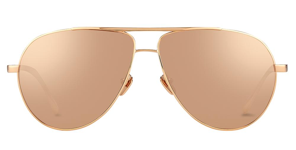 Linda farrow okulary przeciwsłoneczne