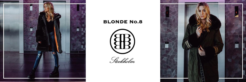 blonde no 8